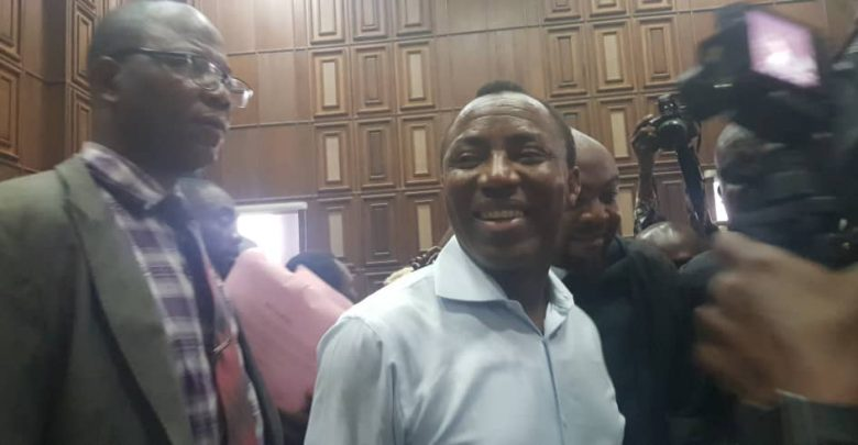 Breaking News: Court Reduces Omoyele Sowore's Bail From N100 Million To N50 Million 1