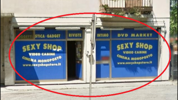 60-Year-Old Man Dies Of Heart Attack While Watching Porn Movie Inside A Sex Toy Shop 4