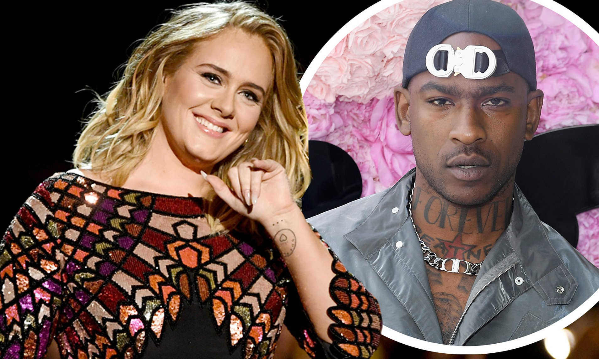 British Singer Adele Reportedly Dating Nigerian Grime Star Skepta Following Divorce Kanyi Daily
