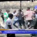 Traditional Worshipers Beat Up Pastor For Disobeying Their Order To Stop Church Service [Video] 27