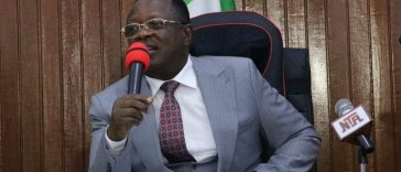Governor Umahi Begs Youths To Forgive Nigerian Leaders And Stop #EndSARS Protest 26