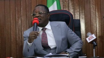 Governor Umahi Begs Youths To Forgive Nigerian Leaders And Stop #EndSARS Protest 10