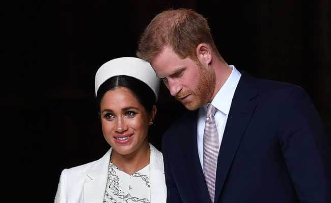 I Watch My Wife Falling Victim To The Same Powerful Forces That Killed My Mum - Prince Harry 1
