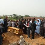 Confusion As Pastor Slumps And Dies While Conducting Burial Service For Church Member 27