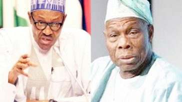 Presidency Slams Obasanjo Over Attack On Buhari, Says Ex-President Is 'Divider-In-Chief' 5