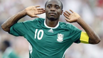 Ex-Nigerian Football Captain, Isaac Promise Dies At 31 After Collapsing At His Apartment 13