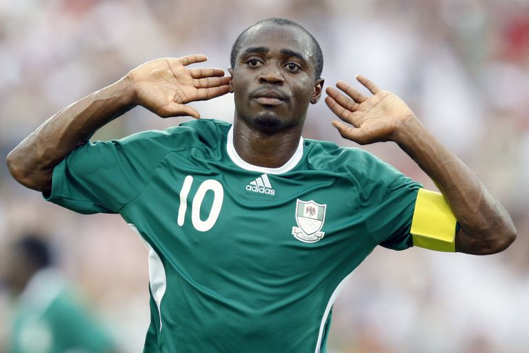 Ex-Nigerian Football Captain, Isaac Promise Dies At 31 After Collapsing At His Apartment 1