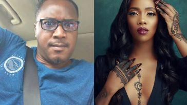 Nigerians Go Wild On Twitter As Charles Anazodo Blast Tiwa Savage For Not Greeting Him 5