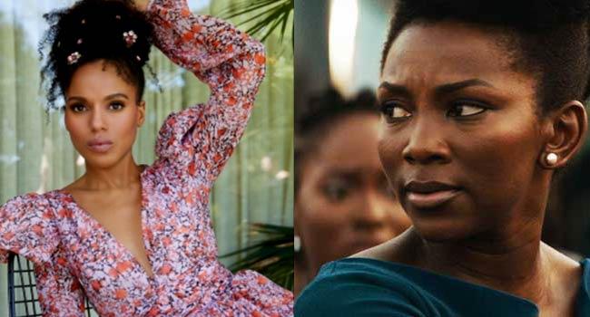 Kerry Washington Uses Igbo To Congratulate Genevieve Nnaji On Oscar Nomination 1