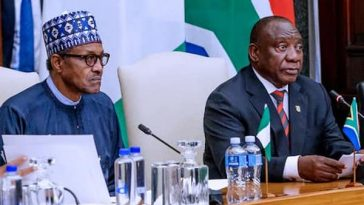South Africa And Nigeria Reaches Agreement To Issue 10-Year Visa Between Citizens 3