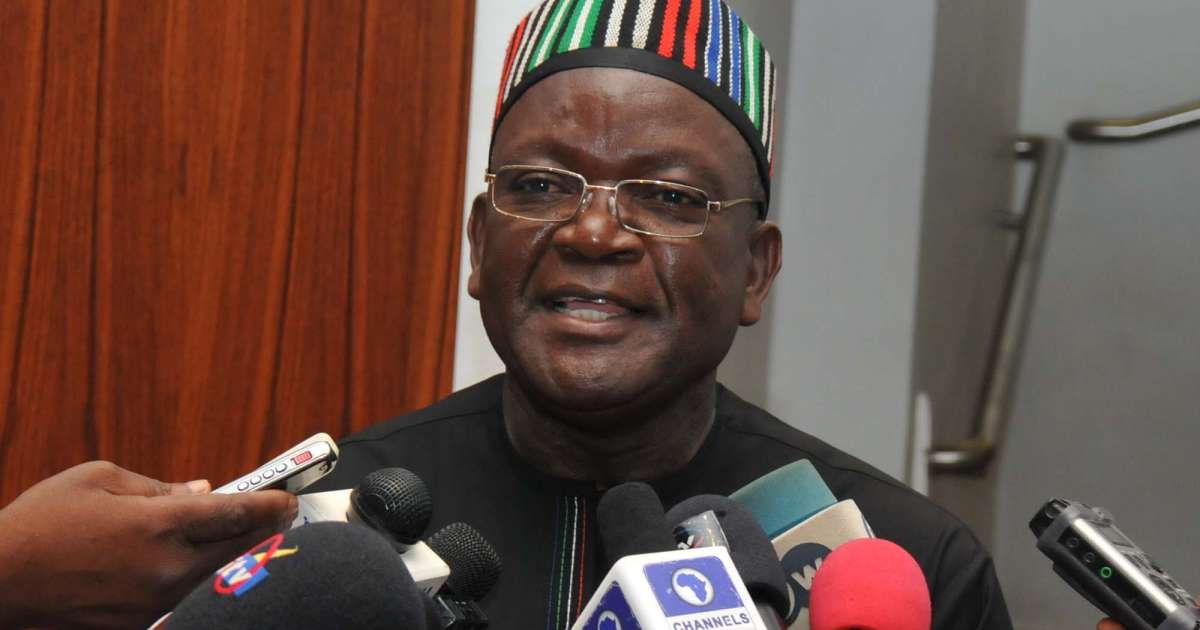 Herdsmen Shoot Benue Governor In His Farm, Calls For Arrest Of Miyetti Allah Leadership 1