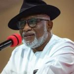 Governor Akeredolu Begs For Forgiveness Ahead Of Ondo Governorship Election 28
