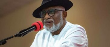 Ondo Governor, Akeredolu Calls For Restructuring Of Nigeria To Unlock Its Full Potential 25
