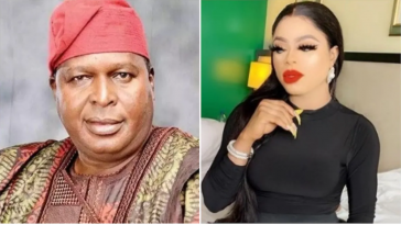 Women Could Lose Their Husbands If They Use Same Toilet With Bobrisky - FG Warns 2