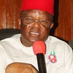 """Shoot Anyone Who Blocks My Convoy"" – Governor Umahi Orders Security Aides 28"