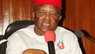 """Shoot Anyone Who Blocks My Convoy"" – Governor Umahi Orders Security Aides 3"