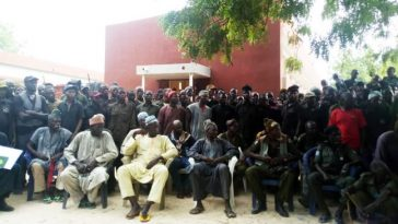 Borno Governor Hires Over 1000 'Ninja Hunters' With 'Juju Powers' To Battle Boko Haram 7