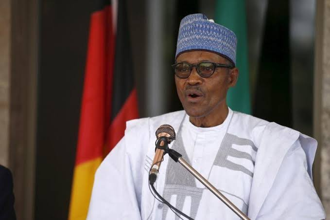 Budget 2020: President Buhari Reveals He's Suffering From Cold, Says It's Because He's Working Hard 1