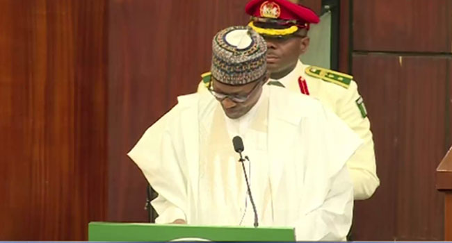 Breakdown Of N10.7 Trillion Budget Presented By President Buhari For 2020 1