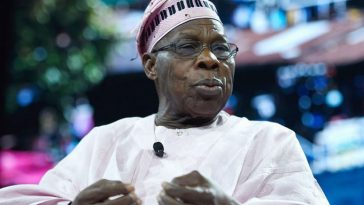 Ex-President, Obasanjo Reveals Why He Built Church And Mosque Inside His Library Premises 2