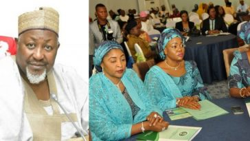 Jigawa Governor, Muhammad Abubakar Appoints Special Assistants To Each Of His 3 Wives 3