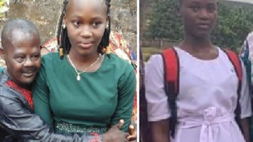 Teenage Anambra Girl Forced To Marry Old Man Leaves Marriage, Goes Back To School [Photos] 3