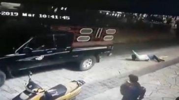 Politician Tied To A Car, Dragged Through Streets For Failing To Fulfill Campaign Promises 7