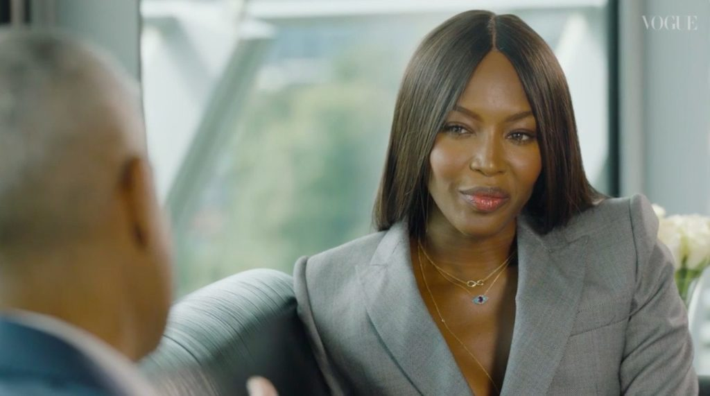 49-Years-Old Supermodel, Naomi Campbell Says She Is Not Yet Ready To Be A Mother 1