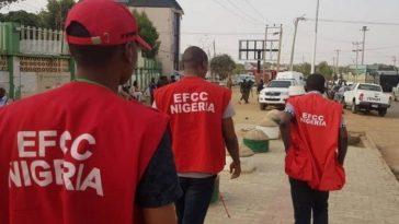 EFCC Arrests Fraudster Who Defrauded Nigerians Billions Of Naira Inside Presidential Villa 1