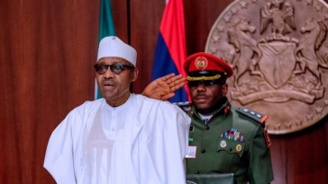 President Buhari Illegally Extends Service Of Nephew In Police Force By 3 Years 2