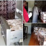 EFCC Recovers N65.5M 'Left Over Cash' From INEC Office In Zamfara After Elections [Photos] 28
