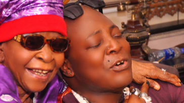 Nigerian Activist, Charlyboy Announces Death Of His 101-Year-Old Mother 7
