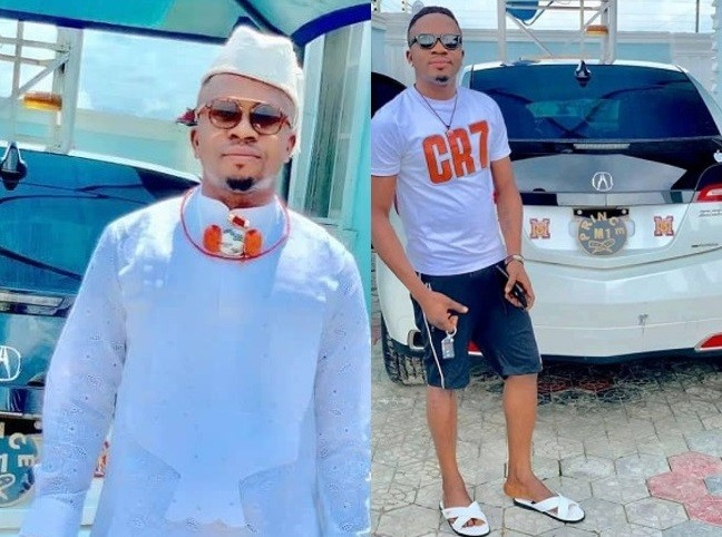 EFCC Arrests Delta Chief For Internet Fraud, Seize His Expensive Cars And Mansion [Photos] 1