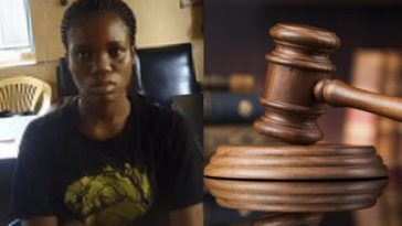 27-Year-Old Woman Jailed For Stabbing Her Fiance To Death Over Engagement Ring In Lagos 3