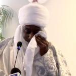 Mallam Sanusi the Emir of Kano dethroned - BREAKING NEWS 27