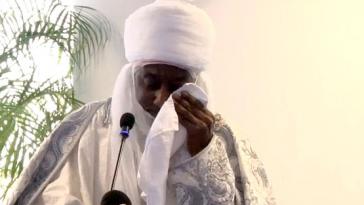 Mallam Sanusi the Emir of Kano dethroned - BREAKING NEWS 6