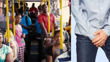 Woman Escapes Being Lynched Over Snatching Manhood Of 3 Men Inside Lagos BRT Bus 8
