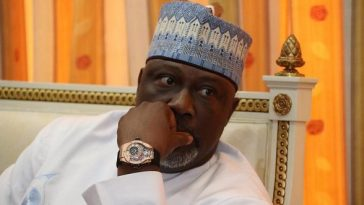 Kogi Election: Dino Melaye Mourns As His Nephew Dies After Being Shot At Polling Unit 14