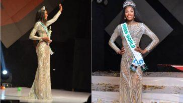 MBGN: Miss Rivers, Nyekachi Douglas Emerges Most Beautiful Girl In Nigeria 2019 2