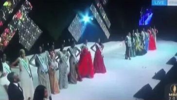 NEPA! Watch The Embarrassing Moment Power Supply Was Cut Off During MBGN 2019 [Video] 5