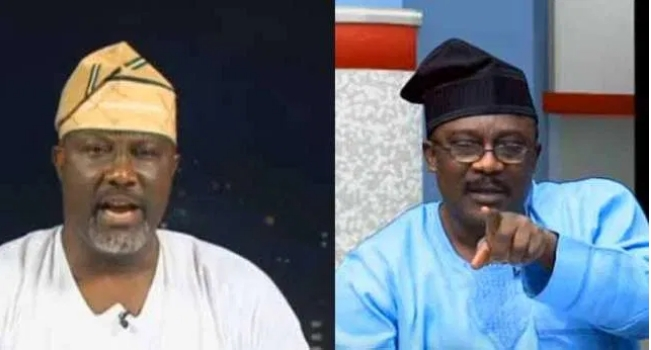 Smart Adeyemi Is My Political Wife, I Will Defeat Him Again ― Dino Melaye [Video] 1