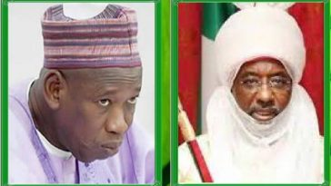 Emir Sanusi Wins As Court Nullifies 4 New Emirates Created By Governor Ganduje In Kano 8