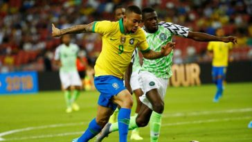 Brazil 1-1 Nigeria: Neymar, Uzoho Suffers Injury In Friendly Draw 6