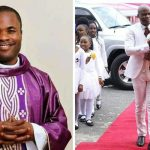 Catholic Priest Who Dumped Priesthood For Marriage, Dedicates His Child In Style [Photos] 27