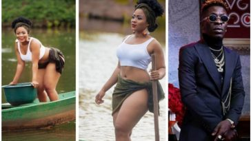 """I Started Sleeping With Men For Money At Age 12"" - Shatta Wale's Alleged Girlfriend, Kisa Gbekle 4"