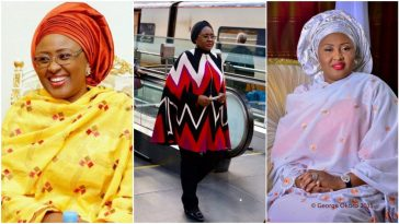 Aisha Buhari 'Violently' Attacked Us Inside Aso Rock - Mamman Daura's Daughter [Video] 7