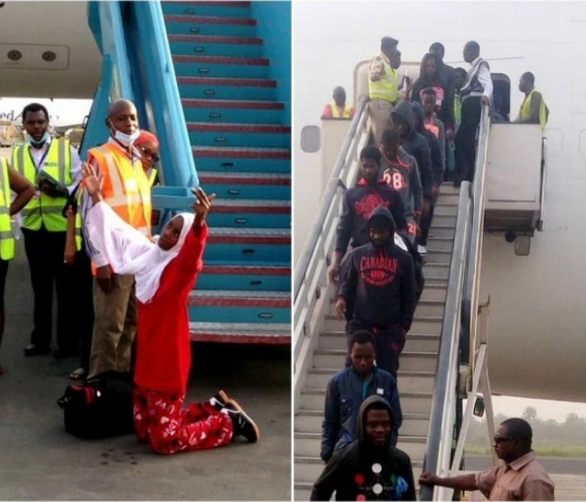 23-Year-Old Lady From Ogun Narrates How Her Aunt Lured Her To Libya With Promise Of US Travel 1