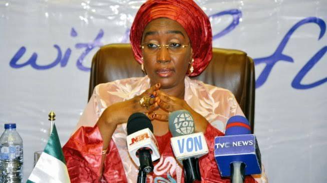 President Buhari's Alleged Second Wife, Sadiya Umar Farouq Takes Over SIP From VP Osinbajo 1