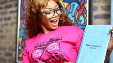 BBNaija Ex-housemate, Tacha Becomes Brand Ambassador For House Of Lunettes [Photos] 7