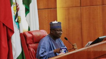 """We Needs To Pray More To Overcome Challenges"" - Senate President Tells Nigerians 7"